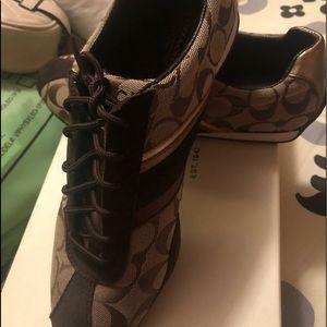 Coach woman sneakers